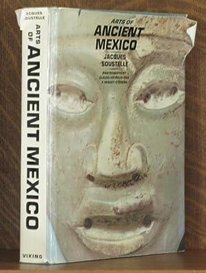 ARTS OF ANCIENT MEXICO: Jacques Soustelle
