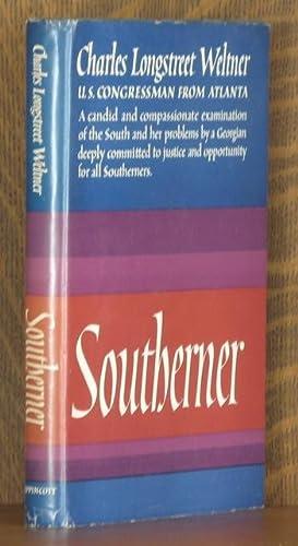 SOUTHERNER: Charles Longstreet Weltner