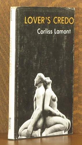 Lover's Credo: Lamont, Corliss