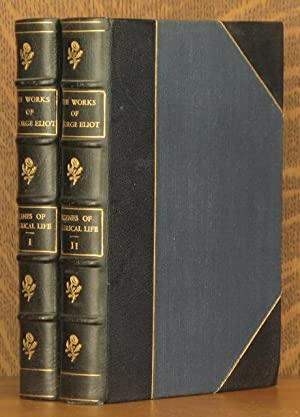 SCENES OF CLERICAL LIFE (2 VOL SET - COMPLETE): George Eliot