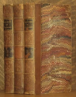THE LIFE, WRITINGS, OPINIONS, AND TIMES OF THE RIGHT HON. GEORGE GORDON NOEL BYRON (3 VOL SET - ...