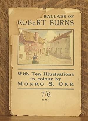 SONGS AND BALLADS OF ROBERT BURNS: Robert Burns
