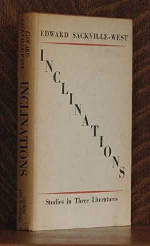 INCLINATIONS: Edward Sackville-West