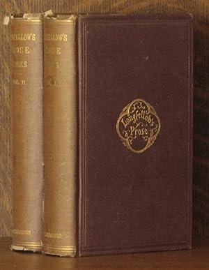LONGFELLOW'S PROSE (2 VOL SET - COMPLETE): Henry Wadsworth Longfellow