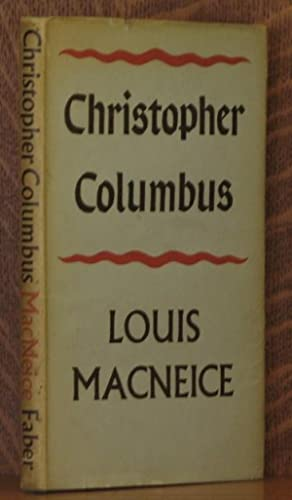 CHRISTOPHER COLUMBUS: Louis MacNeice
