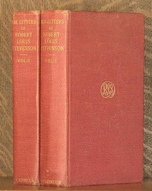 THE LETTERS OF ROBERT LOUIS STEVENSON (2 VOLUMES COMPLETE): Robert Louis Stevenson