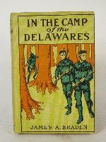 In the Camp of the Delawares: Braden, James A.