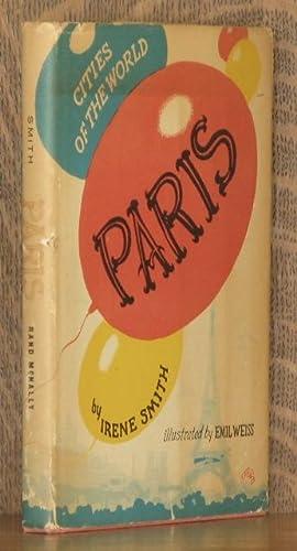 PARIS CITIES OF THE WORLD: Irene Smith