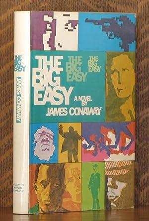 THE BIG EASY: James Conaway