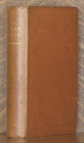 STUDIES OF THE GREEK POETS: John Addington Symonds