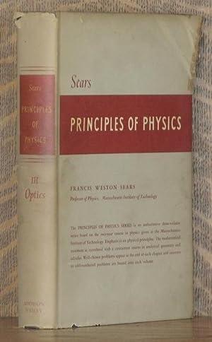 PRINCIPLES OF PHYSICS III: Francis Weston Sears