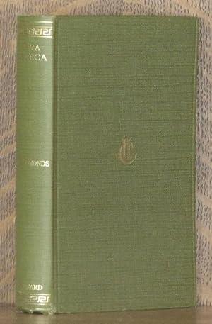 LYRA GRAECA (VOL 1 ONLY): Eumelus, Timotheus, etc, edited by J. M. Edmonds
