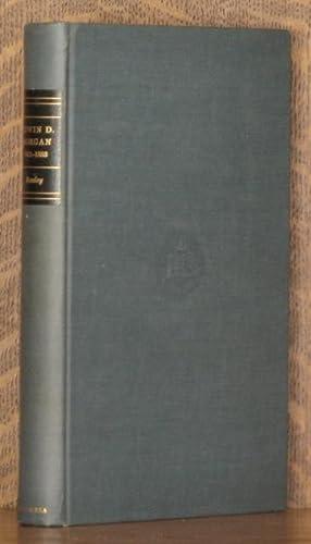 EDWIN D. MORGAN 1811-1883: James A. Rawley