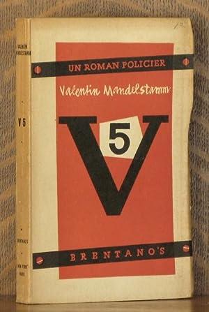 V5: Valentin Mandelstamm