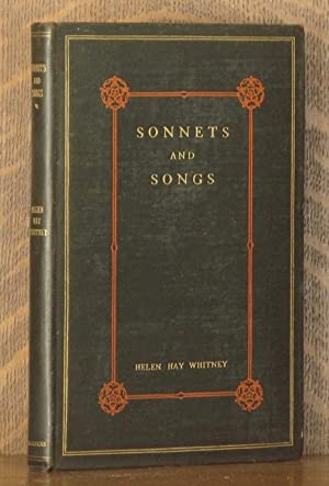 SONNETS AND SONGS: Helen Hay Whitney