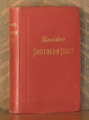 SOUTHERN ITALYAND SICILY WITH EXCURSIONS TO SARDINIA, MALTA, AND CORFU: Karl Baedecker