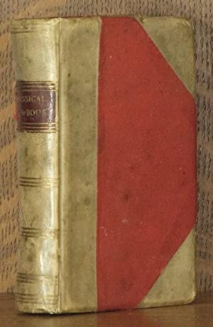 A CLASSICAL HAND-BOOK FOR WRITERS AND READERS, COMPRISING A CLASSICAL DICTIONARY, PLUTARCH'S ...