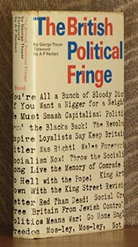 THE BRITISH POLITICAL FRINGE A Profile