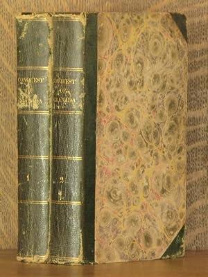 A CHRONICLE OF THE CONQUEST OF GRANADA (2 VOL SET - COMPLETE): Antonio Agapeda