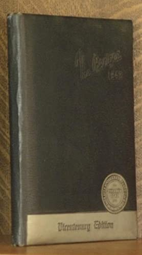 1942 BENIGNA ~ MORAVIAN COLLGE FOR WOMEN YEARBOOK ~ BICENTENARY EDITION: Phoebe E. Arnold, editor