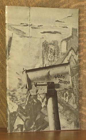 JOHN MARIN A Retrospective Exhibition 1947: John Marin, James S. Plaut, MacKinley Helm, & Frederick...