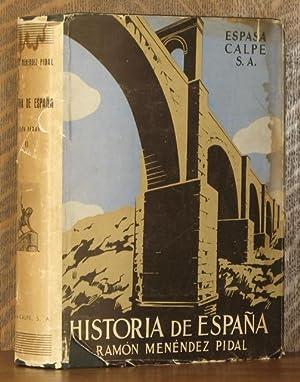 HISTORIA DE ESPANA (TOMO II): Ramon Menendez Pidal
