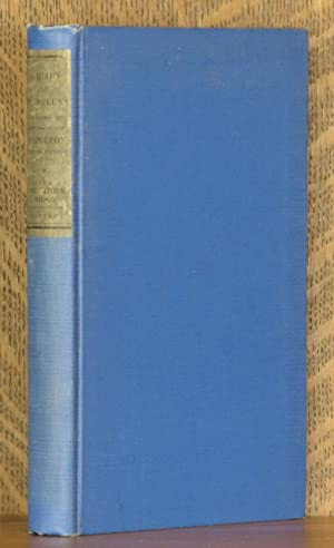 A DIARY OF ST. HELENA THE JOURNAL OF LADY MALCOLM 1816-1817: edited by Arthur Wilson, intro by ...