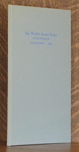 THE WORLDS RAREST BOOKS ~ MUNSEY'S MAGAZINE 1901 New York's Remarkable Richness In the ...