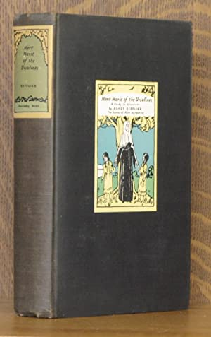 SMERE MARIE OF THE URSULINE, A STUDY IN ADVENTURE: Agnes Repplier
