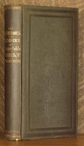 THE NEWCOMES, MEMOIRS OF A MOST RESPECTABLE FAMILY: William Makepeace Thackeray, edited by Arthur ...