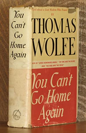 YOU CAN'T GO HOME AGAIN: Thomas Wolfe