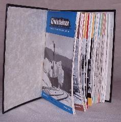 MINIATURBAHNEN, Die Fuhrende Deutsche Modellbahnzeitschrift, 1959 (Vol. 11, Nos. 1-16) & 1960 (...
