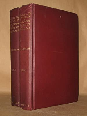 THE LIFE AND LETTERS OF SIR JOHN EVERETT MILLAIS (2 VOLUMES COMPLETE) with 316 Illustrations: John ...