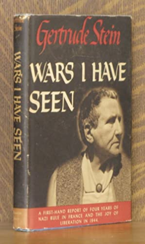 WARS I HAVE SEEN ~ A First-Hand Report On Four Years of Nazi Rule in France And the Joy of ...
