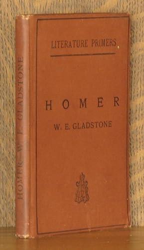 HOMER: W. E. Gladstone