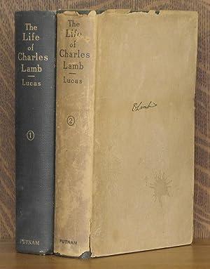 THE LIFE OF CHARLES LAMB (2 VOL SET - COMPLETE): E. V. Lucas