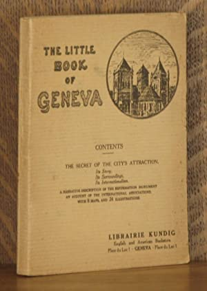 THE LITTLE BOOK OF GENEVA: anonymous