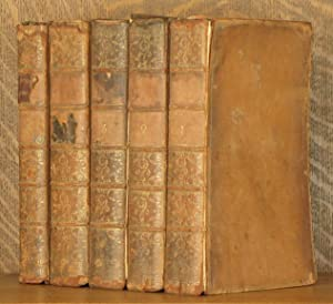 THE HISTORY OF THE LIFE OF KING HENRY THE SECOND, AND THE AGE IN WHICH HE LIVED (5 VOLUME SET - ...