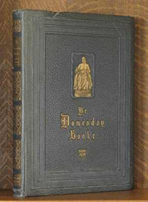 THE SESQUICENTENNIAL EDITION OF THE DOMESDAY BOOK, BEING AND HISTORICAL SKETCH OF THE UNIVERSITY ...