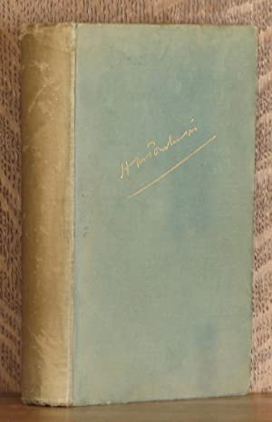 GALLIONS REACH: H. M. Tomlinson