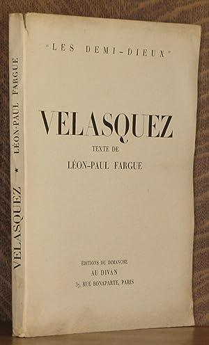 VELASQUEZ: Leon-Paul Fargue