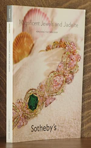 MAGNIFICENT JEWELS AND JADEITE SOTHEBY'S HONG KONG: anonymous