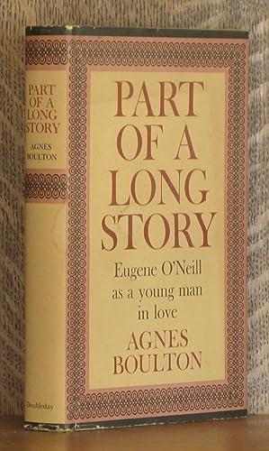 PART OF A LONG STORY, EUGENE O'NEILL: Agnes Boulton