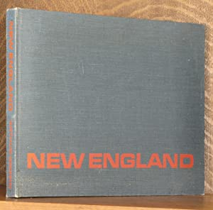 NEW ENGLAND: photos by Arthur Griffin, essays by Robert Frost, Norman Rockwell, Mary Ellen Chase, ...