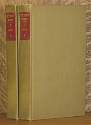 AMELIA (2 VOLS - INCOMPLETE): Henry Fielding