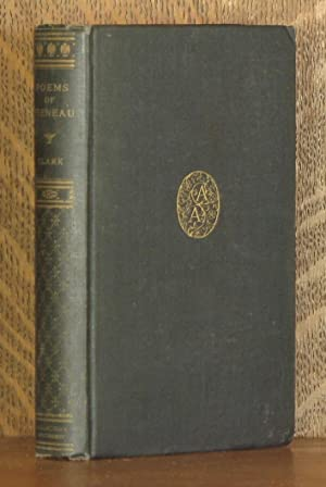POEMS OF FRENEAU: edited by Harry Hayden Clark