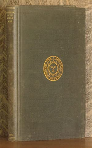 BOWDOIN IN THE WORLD WAR, THE STORY OF THE COOPERATION OF THE COLLEGE WITH THE GOVERNMENT AND THE ...