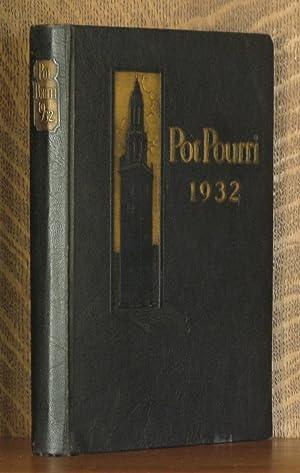 POT POURRI 1932 ~ Andover Academy Yearbook: anonymous