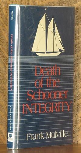 DEATH OF THE SCHOONER INTEGRITY: Frank Mulville