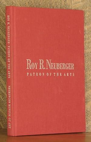 ROY R. NEUBERGER PATRON OF THE ARTS: Irving Sandler et